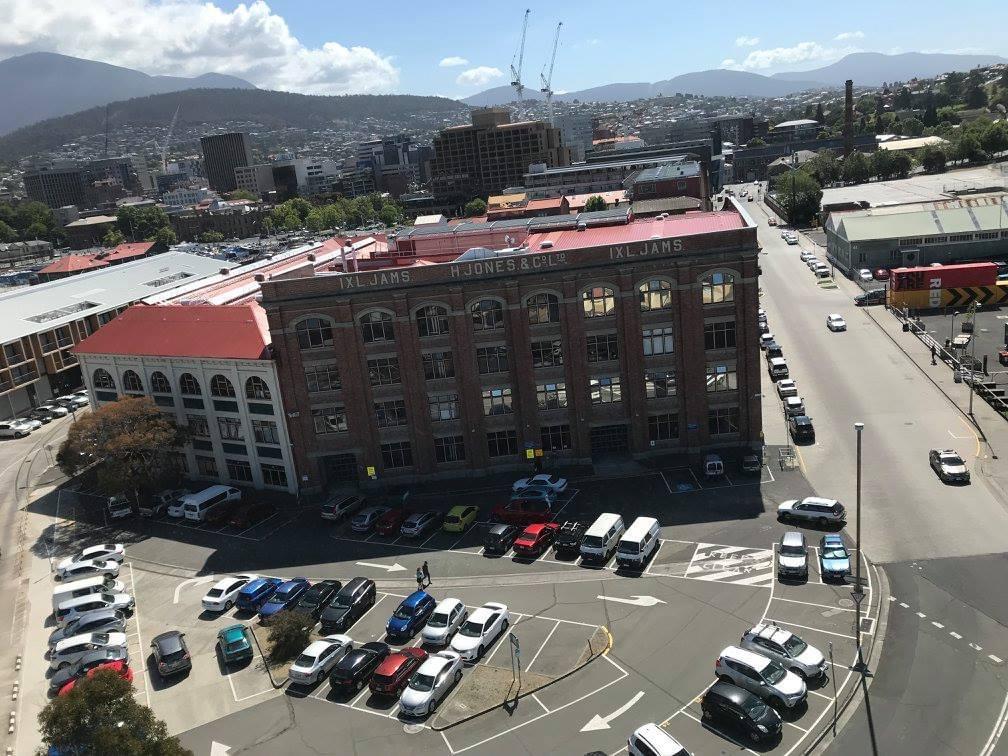 University of Tasmania art school, Hobart
